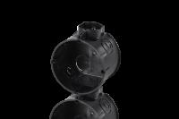 25 x F-Tronic Dose, Gehäuse für Montage in der Wand/Decke UP Gerätedose, D=60mm, 45mm tief