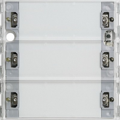 Gira 511300 KNX Tastsensor 3 Basis 3fach