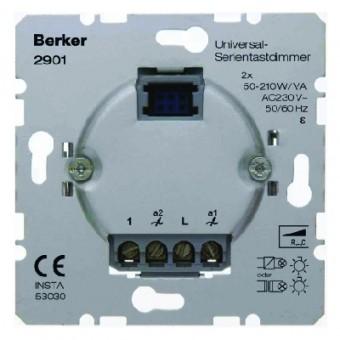 BERKER 2901 Universal-Serientastdimmer