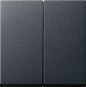 Gira 029528 Serienwippen für Wippschalter und Wipptaster Anthrazit