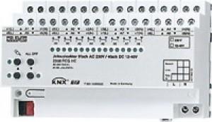 Jung KNX Jalousieaktor 8fach AC230V 4fach DC12-48V 2508REGHE