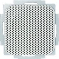 OPUS® 1 UP-Lautsprecher mit Abdeckung alpinweiß