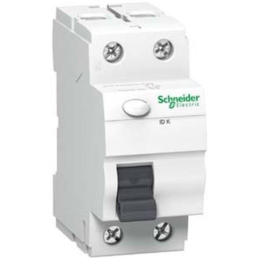 Schneider Electric Fehlerstrom-Schutzschalter ID K, 2p, 25A, 30mA, Typ A