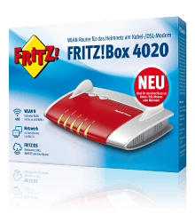 AVM FRITZ!Box 4020