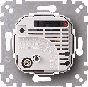 MERTEN 536302 Raumtemperaturregler mit Schalter
