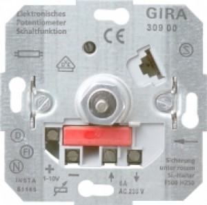 Gira 030900 Einsatz Elektronisches Potentiometer für 10V Steuereingang