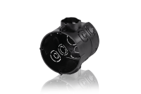 25x F-Tronic Unterputz Schalterdose Ø 60 mm tief