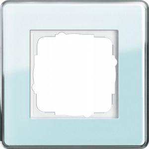 GIRA 0211518 Esprit Abdeckrahmen Mint Glas C 1-fach