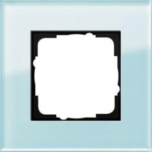 GIRA 021118 Esprit Abdeckrahmen Mint Glas 1-fach