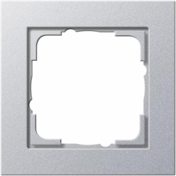 Gira 021125 Alu Rahmen E2 1fach