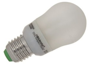 Megaman Lampe LEDbulb Classic A55 5.5W/828 470lm E27 MM21043