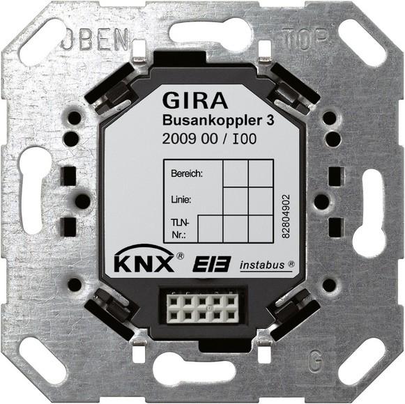 Gira 200900 Busankoppler 3 externer Fühler KNX EIB
