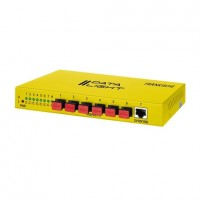 Switch 6+2-Port 100 DATALIGHT, Switch 6+2-Port 100 DATALIGHT Netzwerkverteiler, Switch