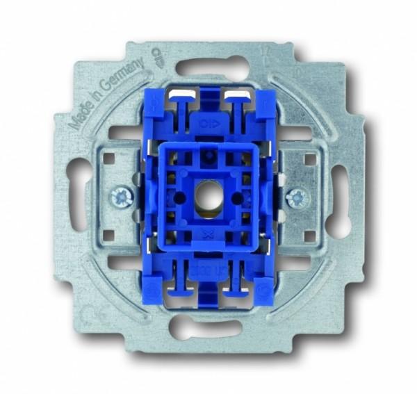 BUSCH-JAEGER 2000/2US-101 Wippschalter-Einsatz, 2-polig Nennstrom 16 A
