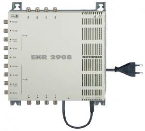 Kathrein Umschaltmatrix EXR 2908 9 Eingänge 8 Ausgänge aktiv