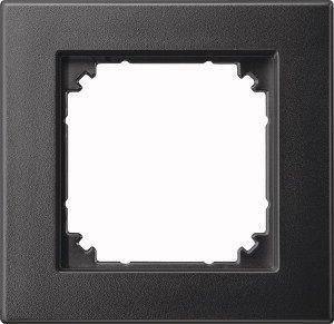 MERTEN 486114 M-PLAN Rahmen, Anthrazit matt 1-fach