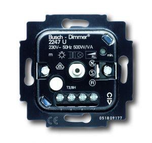 BUSCH-JAEGER 2247U Drehdimmer 20-500W