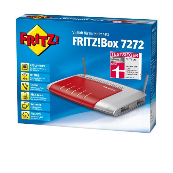 AVM Fritz! Box 7272