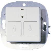 OPUS® 1 Elektronischer Rollladenschalter mit 24 h-Automatik alpinweiß