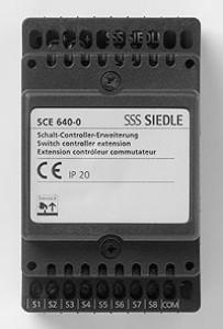 siedle bsm 650 02 bus schaltmodul netzger t home bus. Black Bedroom Furniture Sets. Home Design Ideas