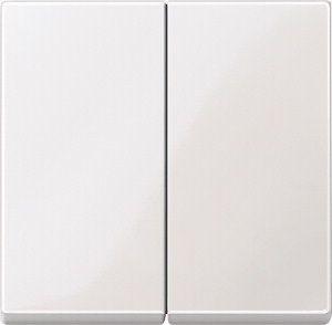 MERTEN 432519 Wippe für Serienschalter f ür Serien-, Doppelwechselschalter- und D Polarweiß, glänzen