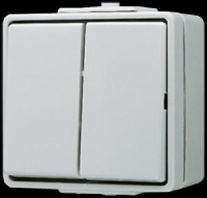 Jung AP/WD Wippserienschalter 605W