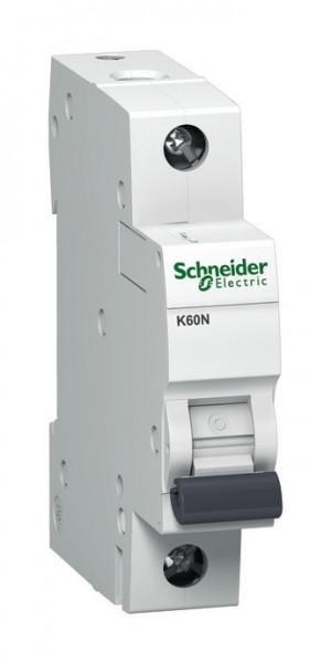 Schneider A9K01116 Leitungsschutzschalter K60N 1p 16A B Charakteristik 6kA