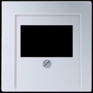 JUNG A569PLTAL Abdeckung für TAE und Lautsprecheranschluss