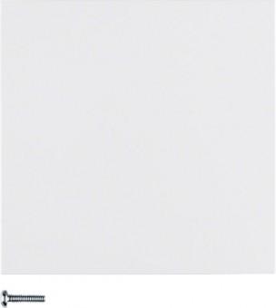 BERKER 85141189 Tastdimmer Abdeckung 1fach Polarweiß glänzend