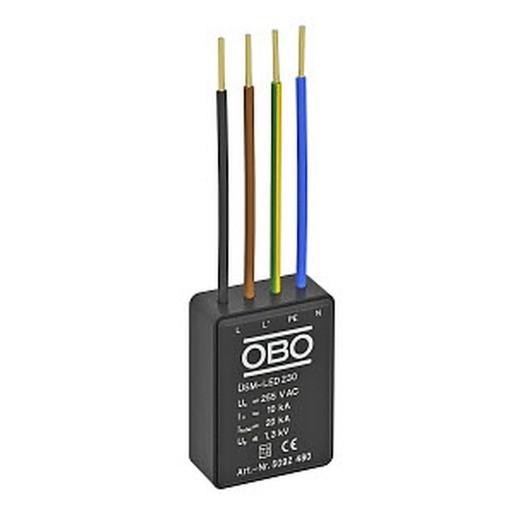 OBO Bettermann Überspannungsschutzmodul ÜSM-LED 230