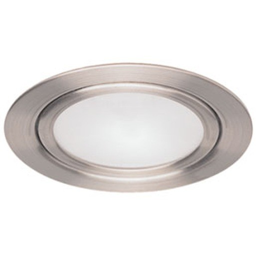 Newlec ETG 1020 WEISS, Möbeleinbauleuchte inklusive Leuchtmittel 10 W, ETG 1020 weiß