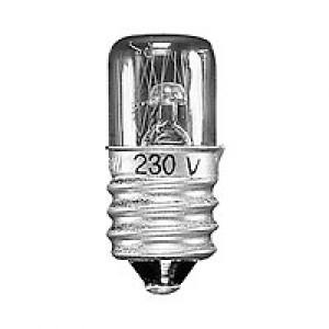 JUNG E14-3W Glühlampe für Lichtsignal