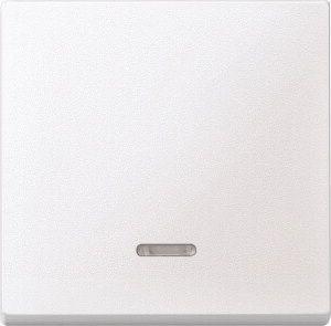 MERTEN 431019 Wippe mit Kontrollfenster Polarweiß, matt