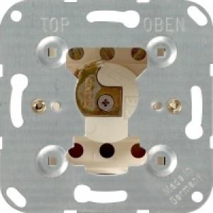 Gira 016300 Schlüsselschalter Einsatz für alle DIN Profil Halbzylinder
