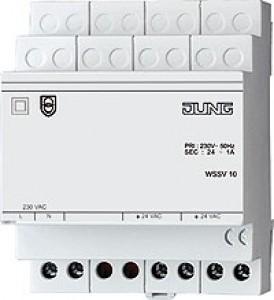 Jung Spannungsversorgung 24V AC WSSV 10