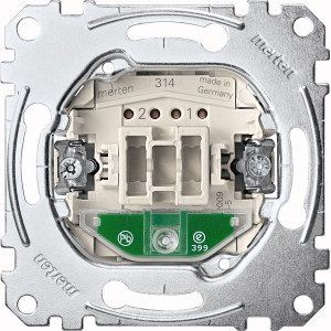 MERTEN MEG3106-0000 Aus/Wechsel-Kontrollschalter, 1-polig