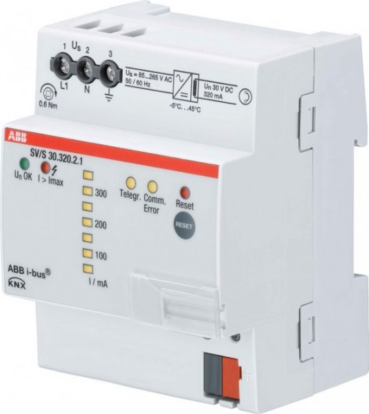 ABB SV/S30.640.5.1 Spannungsversorgung mit Diagnosefunktion 640 mA