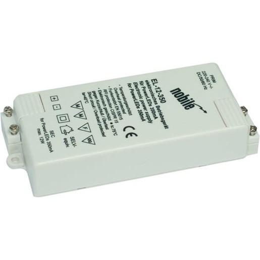Newlec HLEDMESBG12W350mA, LED Betriebsgerät EL-12-350 für Konstantstrom, 3-12W, 350 mA, 220-240V AC,