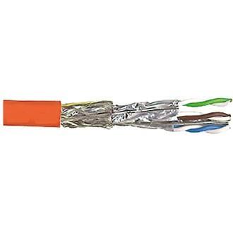 LAN-Kabel FACAB, dataline 1000 STP, 100 m-Ring Kategorie 7+