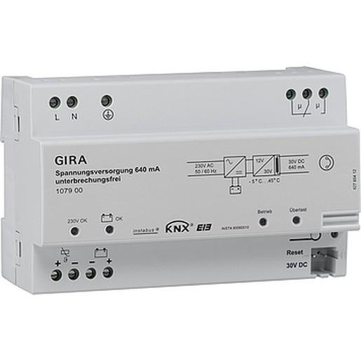 Gira 107900 KNX EIB Spannungsversorgung 640 mA