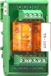 Gira 086100 Trennrelais 2f, Nebenstellen eingang und separater Netzeinspeisung