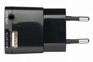 WHD BTR 011 Bluetooth Empfänger für die Steckdose
