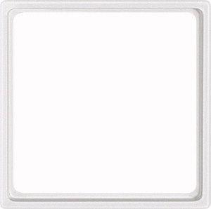 MERTEN 518119 Zwischenring für Kombieinsätze nach DIN 49075 Polarweiss, matt