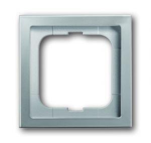 Busch-Jaeger 1721-866K Rahmen 1-fach edelstahl 2CKA001754A4317