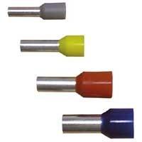 Aderendhülsen, isoliert, 0,50 mm² x 14 mm