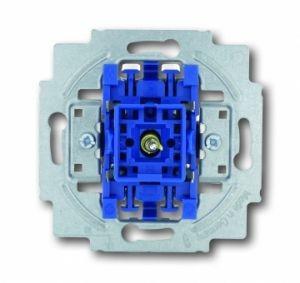 BUSCH-JAGER 2000/2 UK Kontrollschalter mit Glimmlampe