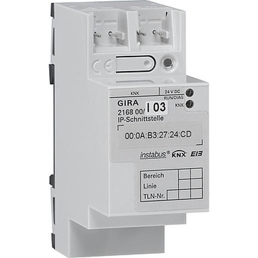 Gira 216800 IP-Schnittstelle KNX/EIB REG