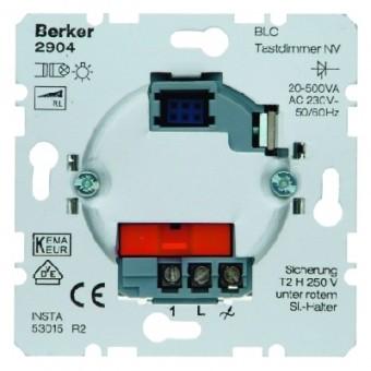 BERKER 2904 Tastdimmer NV mit Nebenstelleneingang