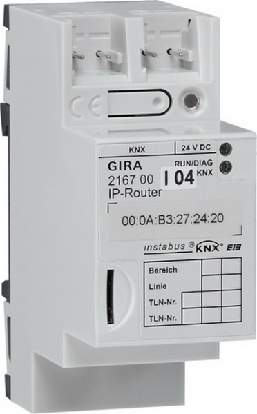 Gira 216700 IP-Router KNX/EIB REG