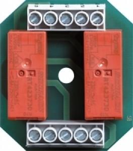 Gira 038200 Trennrelais 2f mit Nebenstelleneingang, separater Netzeinspeisung